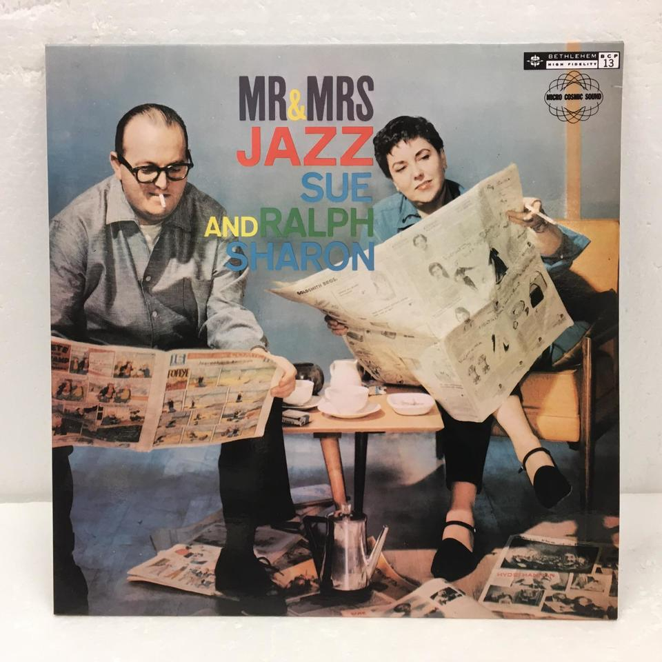 MR.& MRS. JAZZ/SUE & RALPH SHARON RALPH SHARON 画像