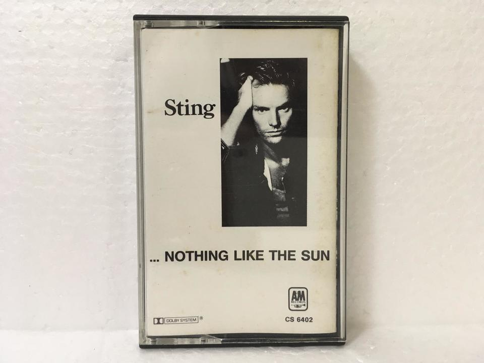 NOTHING LIKE THE SUN/STING STING 画像