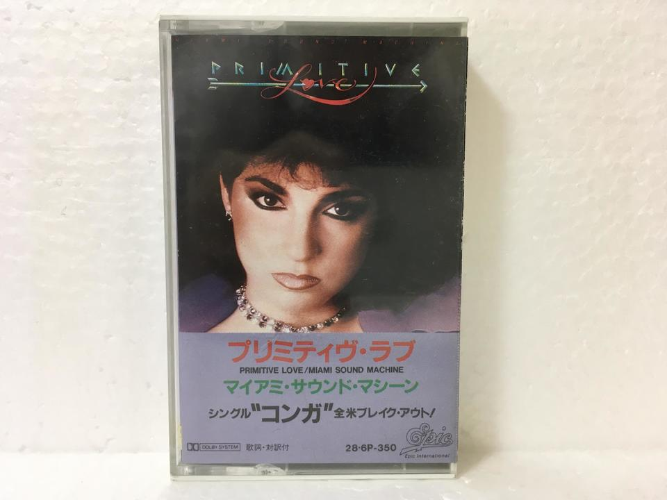 PRIMITIVE LOVE/MIAMI SOUND MACHINE MIAMI SOUND MACHINE 画像