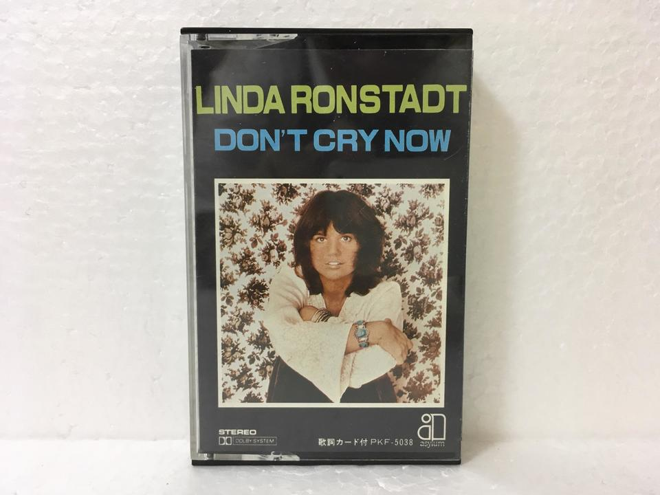 DON'T CRY NOW/LINDA RONSTADT  LINDA RONSTADT  画像