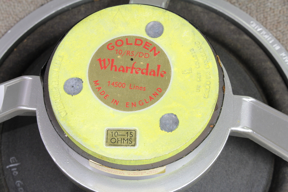 GOLDEN10/RS/DD WHARFEDALE 画像