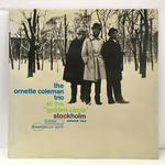THE ORNETTE COLEMAN TRIO AT THE GOLDEN CIRCLE  STOCKHOLM VOL.2