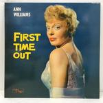 FIRST TIME OUT/ANN WILLIAMS