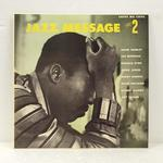 THE JAZZ MESSAGE #2/HANK MOBLEY