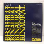 BINAURAL/TEST RECORDING FOR HEADPHONES