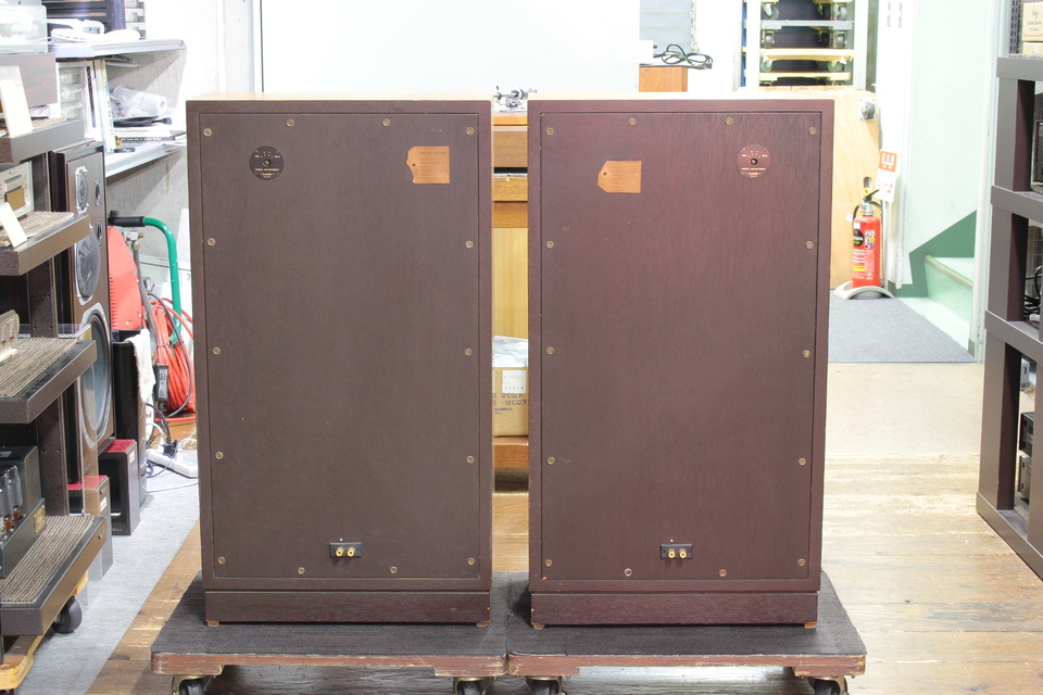 3LZ(Monitor Red)in Cabinet TANNOY 画像