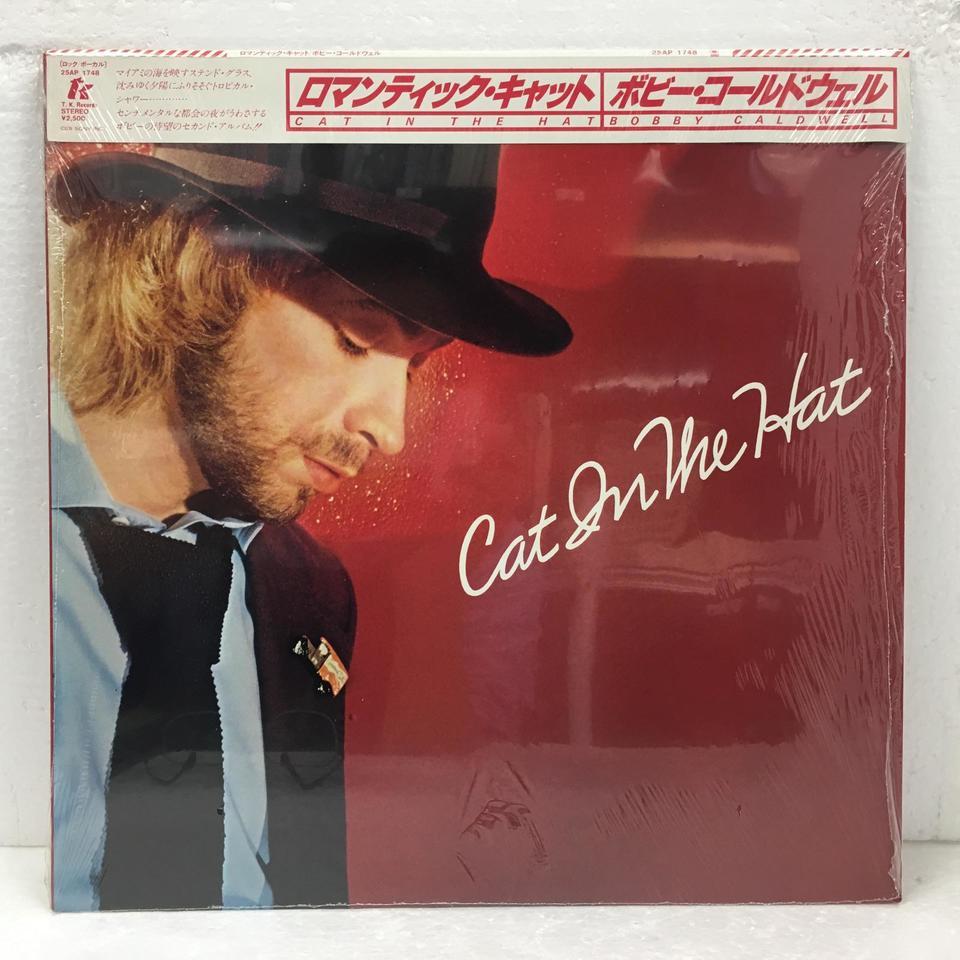 cat in the hat bobby caldwell bobby caldwell 中古オーディオ 高価