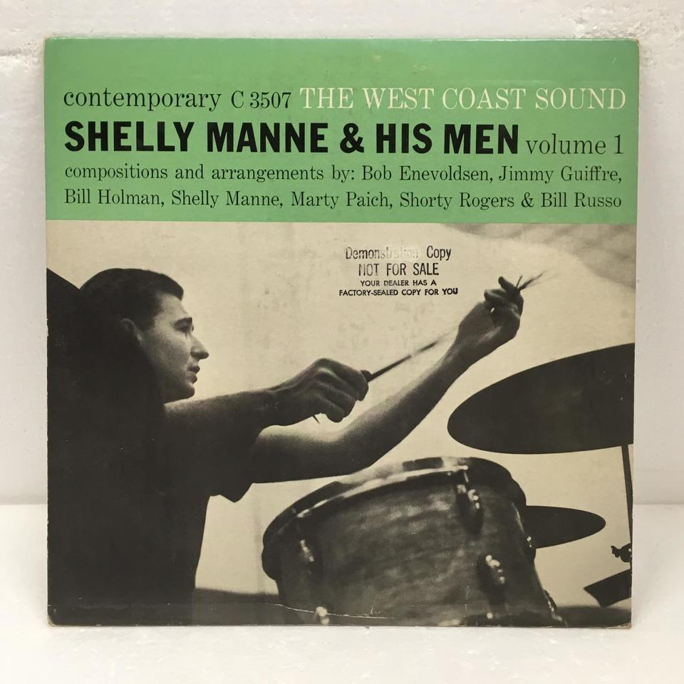 SHELLY MANNE AND HIS MEN VOL.1 SHELLY MANNE 画像