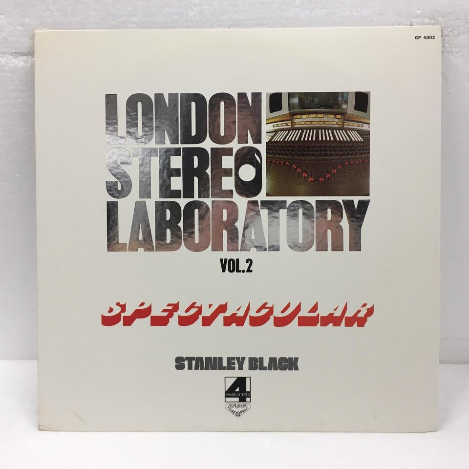 LONDON STEREO LABORATORY VOL.2/SPECTACULAR  画像