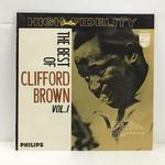 THE BEST OF CLIFFORD BROWN VOL.1