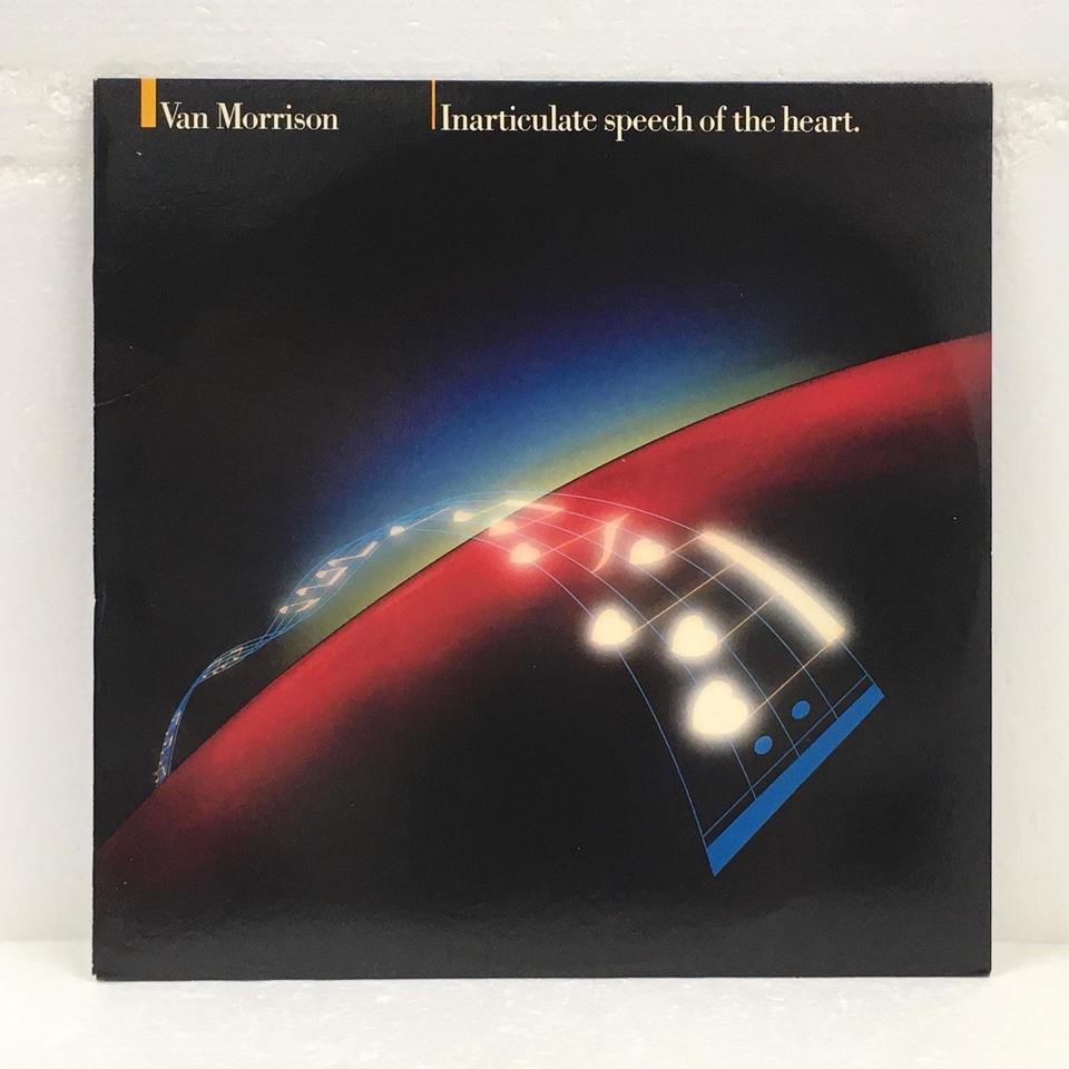 INARTICULATE SPEECH OF THE HEART./VAN MORRISON VAN MORRISON 画像