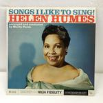 SONGS I LIKE TO SING/HELEN HUMES