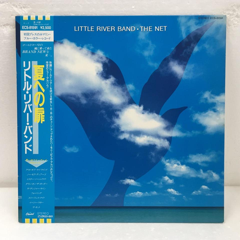 THE NET/LITTLE RIVER BAND LITTLE RIVER BAND 画像