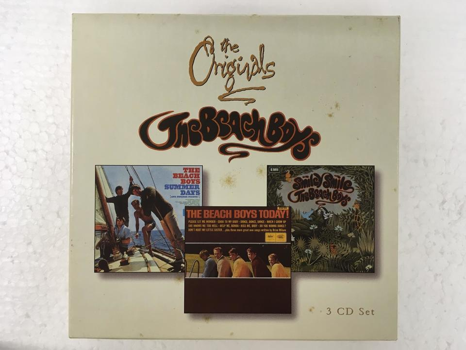 THE ORIGUNALS/THE BEACH BOYS THE BEACH BOYS 画像