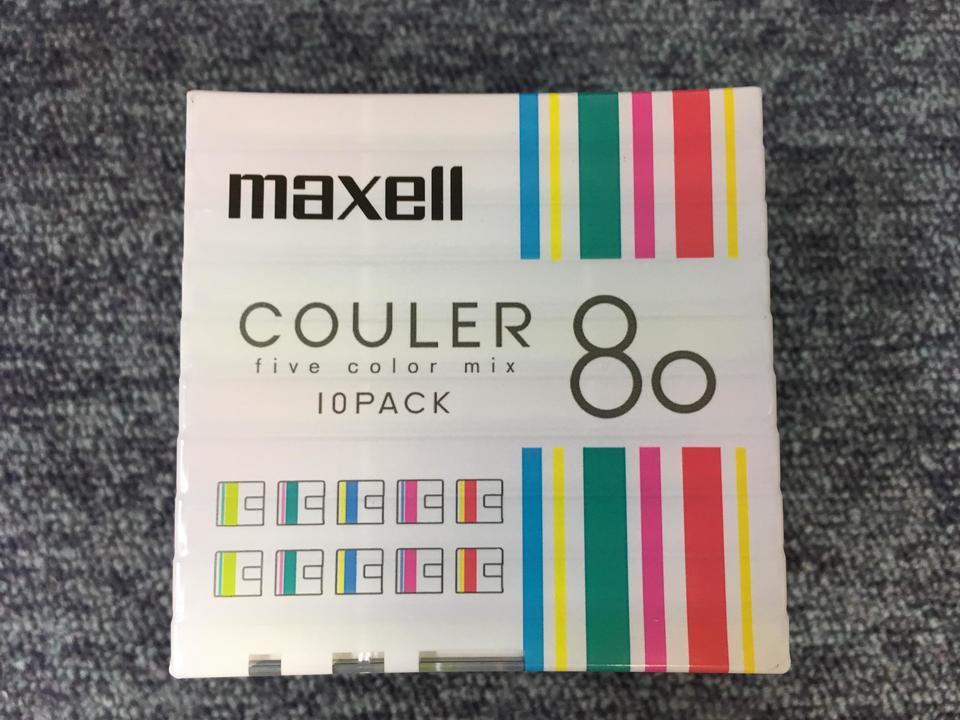 【未開封】COULER five color mix 80(10パック)  画像