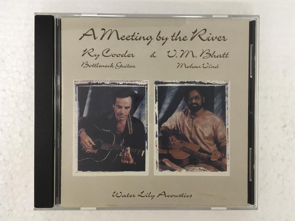 A MEETING BY THE RIVER/RY COODER & V.M. BHATT RY COODER & V.M. BHATT 画像