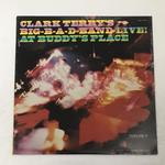 【未開封】CLARK TERRY'S BIG-B-A-D-BAND LIVE! AT BUDDY'S PLACE