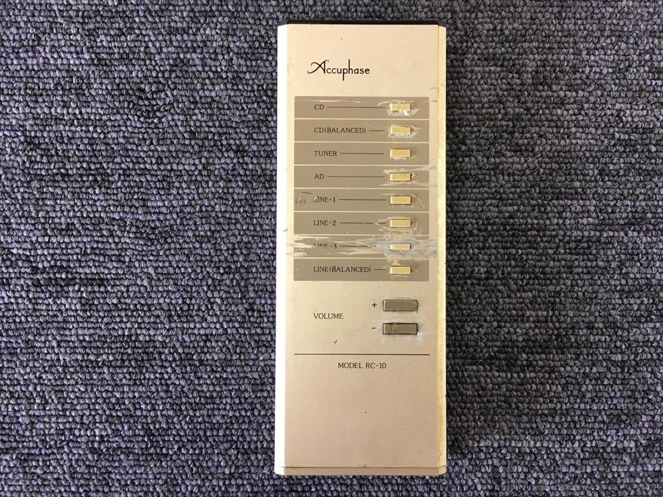 RC-10 Accuphase 画像