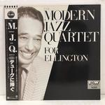 THE MODERN JAZZ QUARTET FOR ELLINGTON