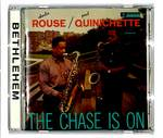 THE CHASE IS ON/CHARLIE ROUSE & PAUL QUINICHETTE