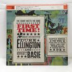 FIRST TIME ! /DUKE ELLINGTON/COUNT BASIE