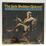 【未開封】HOLLYWOOD HEROES/THE JACK SHELDON QUINTET
