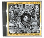 LIVE IN AN AMERICAN TIME SPIRAL/GEORGE RUSSELL'S NEW YORK BAND