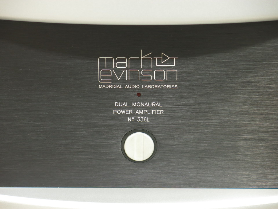 No.336L Mark Levinson 画像