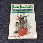 AUDIO ACCESSORY NO.063 1992 WINTER