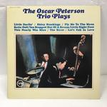 THE OSCAR PETERSON TRIO PLAYS