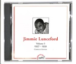 JIMMIE LUNCERFORD VOL.5 1937-1939