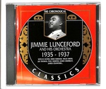JIMMIE LUNCEFORD AND HIS ORCHESTRA 1935-1937