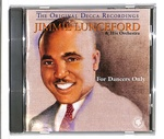 FOR DANCERS ONLY/JIMMIE LUNCEFORD & HIS ORCHESTRA