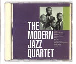 DJANGO/THE MODERN JAZZ QUARTET