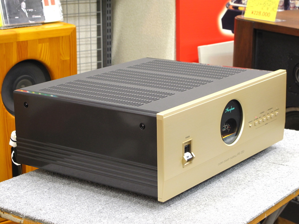 PS-530 Accuphase 画像