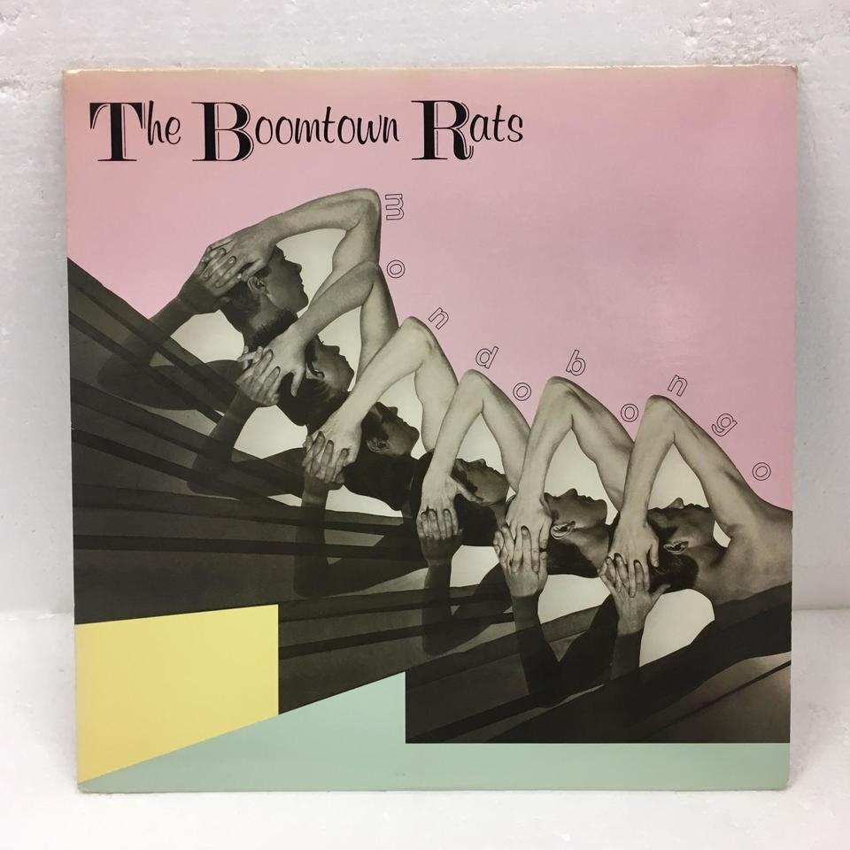 MONDO BONGO/THE BOOMTOWN RATS THE BOOMTOWN RATS 画像