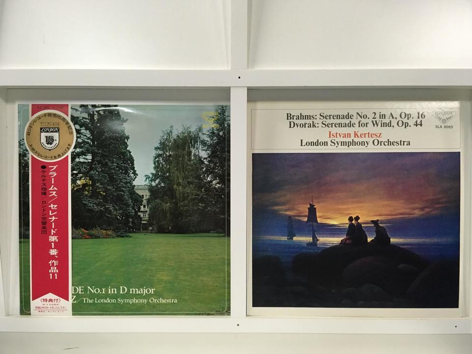 イシュトヴァン・ケルテス 4枚セット  画像