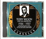 TEDDY WILSON AND HIS ORCHESTRA1936-1937