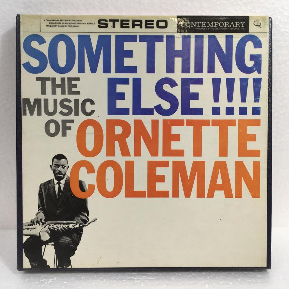 SOMETHING ELSE/ORNETTE COLEMAN ORNETTE COLEMAN 画像