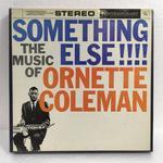 SOMETHING ELSE/ORNETTE COLEMAN