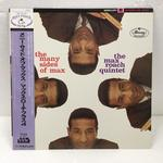 THE MANY SIDES OF MAX/MAX ROACH