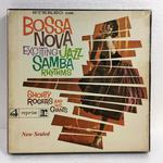 BOSSA NOVA EXCITING JAZZ SAMBA RHYTHMS/SHORTY ROGERS