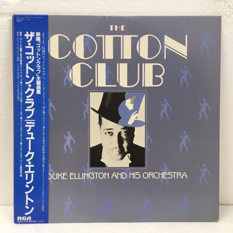 THE COTTON CLUB/DUKE ELLINGTON DUKE ELLINGTON 画像
