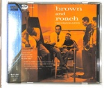 BROWN & ROACH INCORPORATED/CLIFFORD BROWN