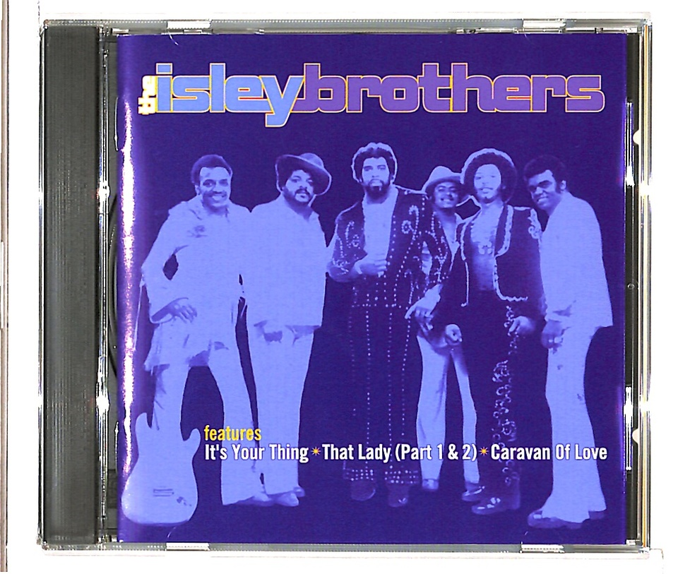 SIPER HITS/THE ISLEY BROTHERS THE ISLEY BROTHERS 画像