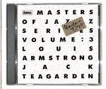 MATERS OF JAZZ VOL.3/LOUIS ARMSTRONG + JACK TEAGGARDEN