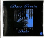 HOMAGE TO DUKE/DAVE GRUSIN