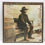 PRONE TO LEAN/DONNIE FRITTS