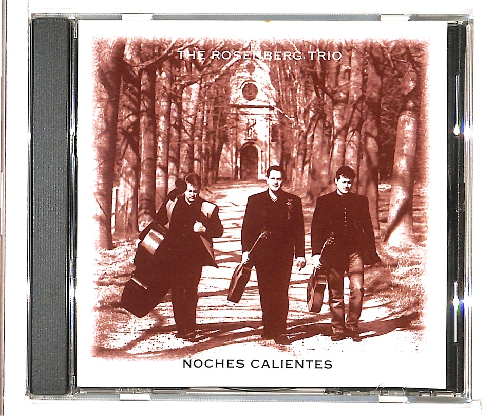 NOCHES CALIENTES/THE ROSENBERG TRIO  THE ROSENBERG TRIO  画像