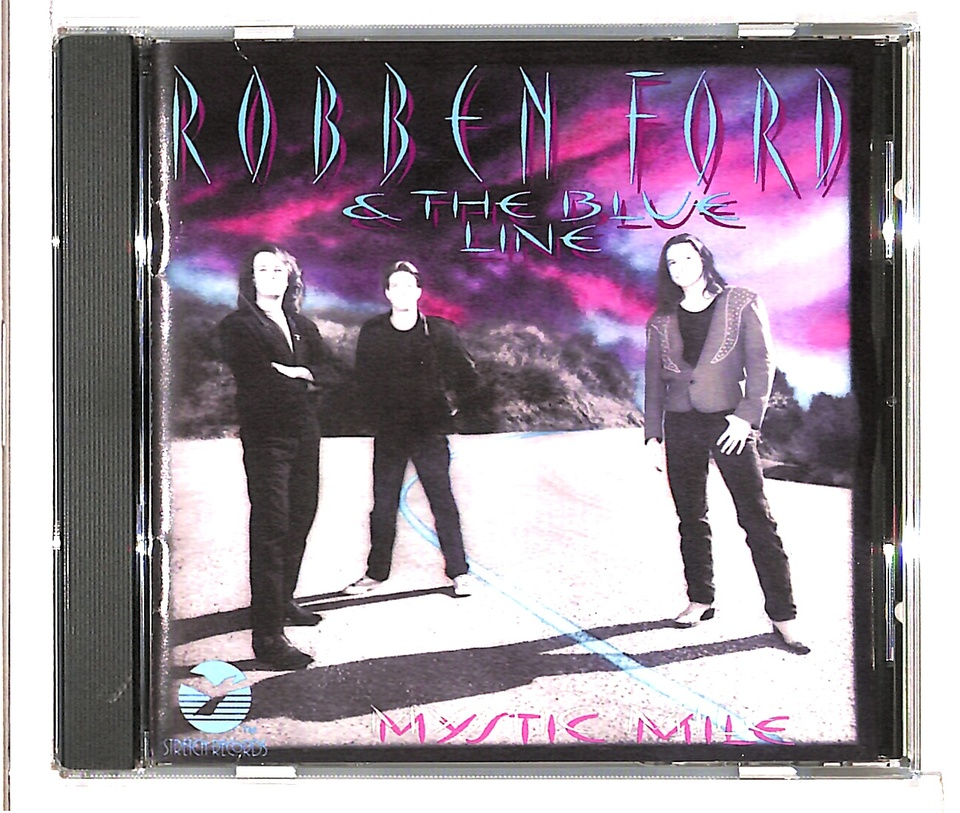 MYSTIC MILE/ROBBEN FORD & THE BLUE LINE   ROBBEN FORD 画像